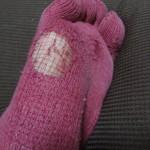 これ欲しい!めっちゃ可愛いピンクの冷えとり靴下