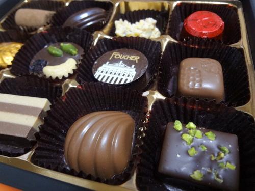 FOUCHER(フーシェ) チョコレート