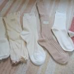 私が1番最初に買った【靴下専門店】千代治さんの冷えとり靴下