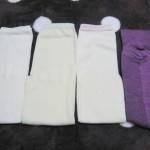 最近のお気に入りは奈良県広陵町の冷えとり靴下